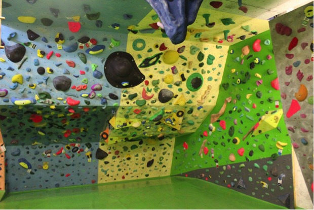 Bouldern Advanced So