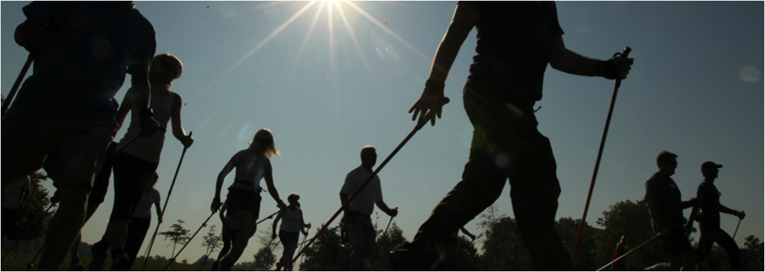 NEU: Nordic Walking-Kurs