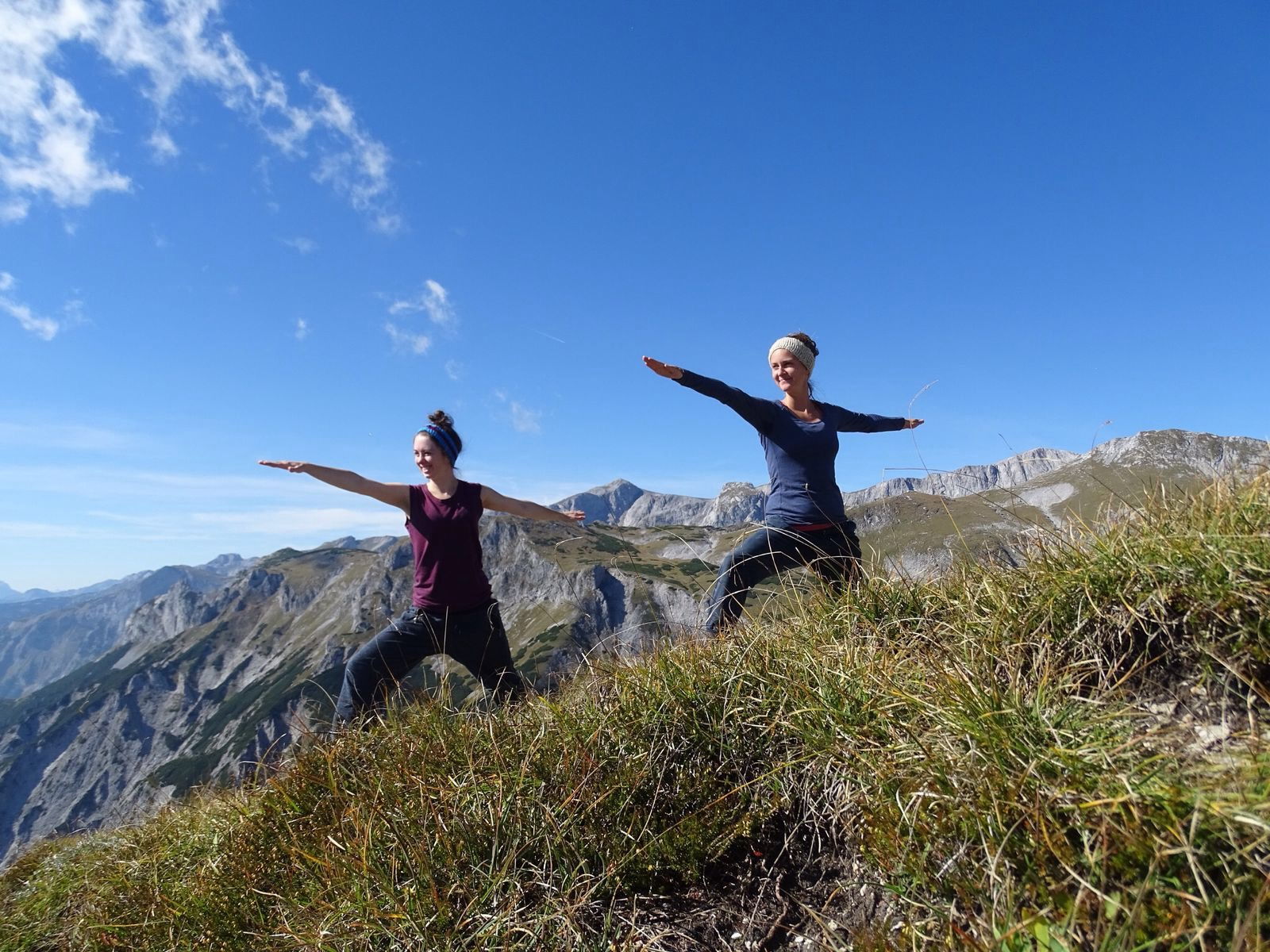 Yoga & Wandern - Retreat